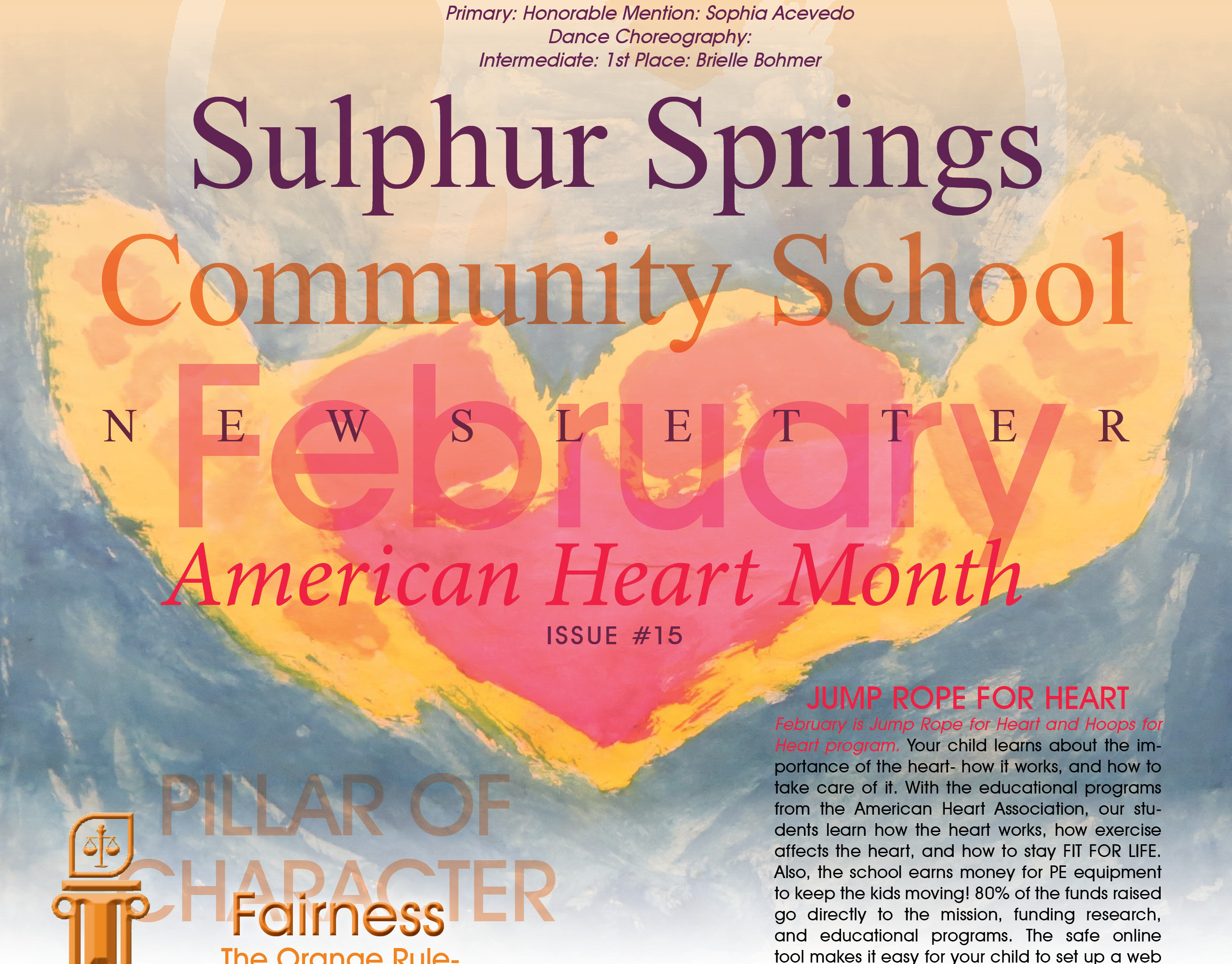 sulphur spring community essay Canyon springs community elementary is a school servicing grades kg to 6 and is located in the district of sulphur springs union in santa clarita, ca.