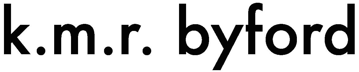 k.m.r. byford