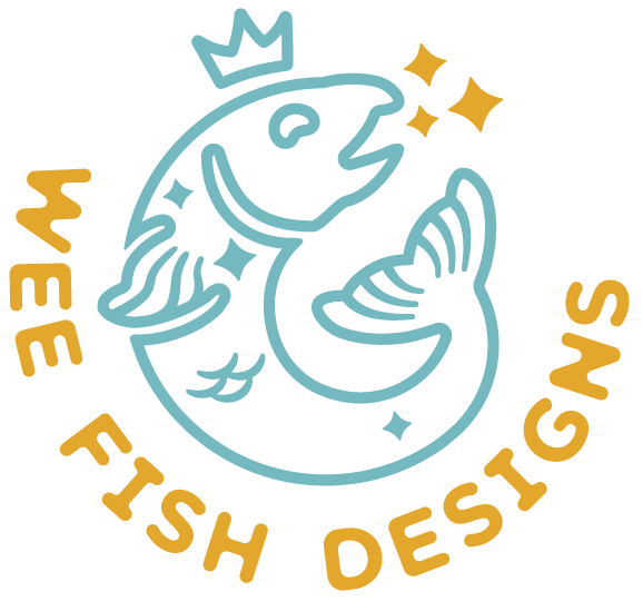Wee Fish Designs Logo