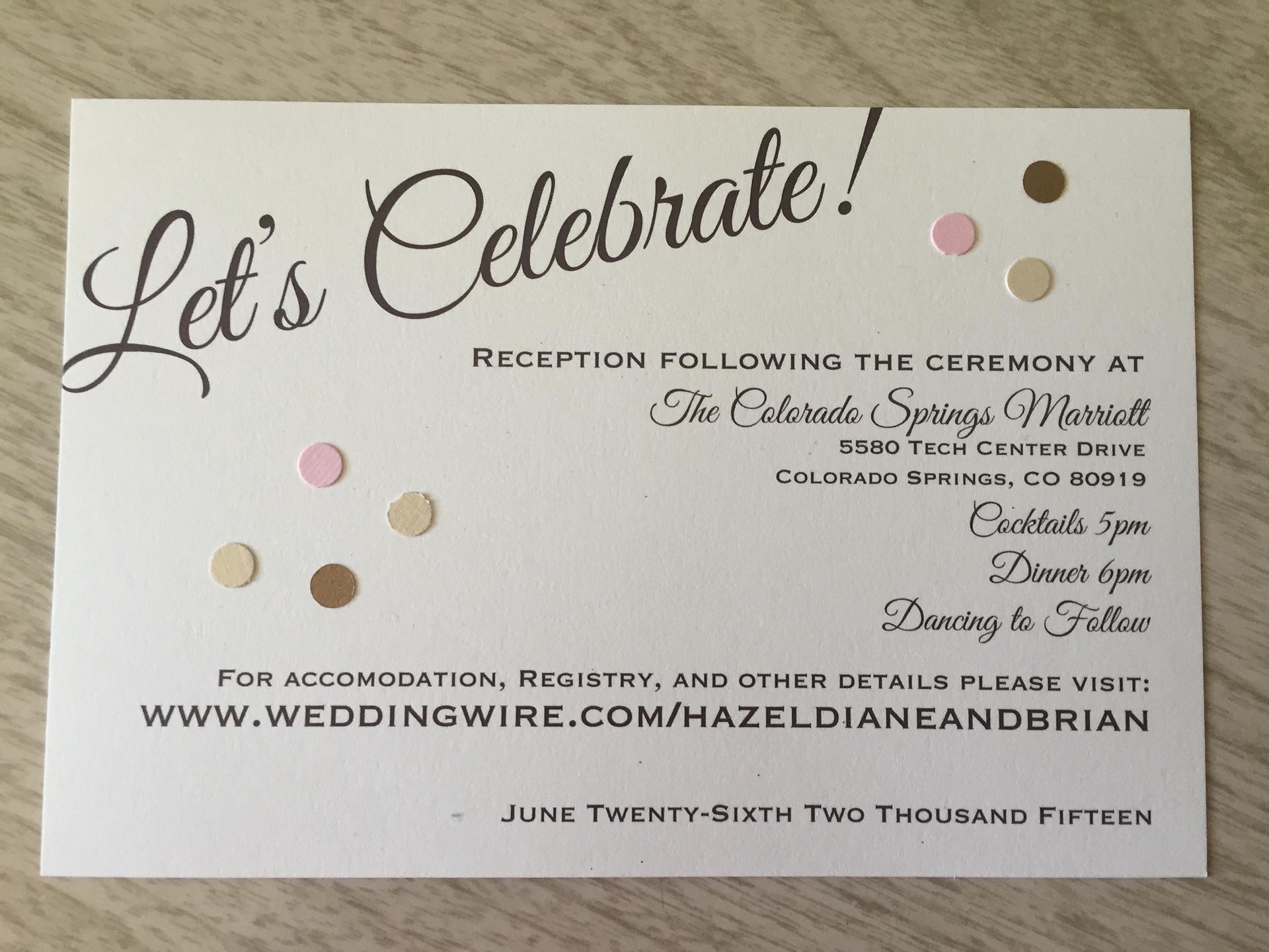 Anna G - Wedding Stationery