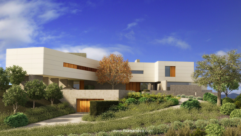 Tuan co arquitectura for Greentown villas 1 extension
