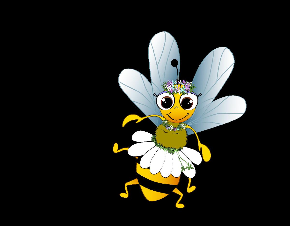 пчелка картинка анимация время
