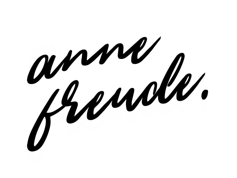 Anne Freude