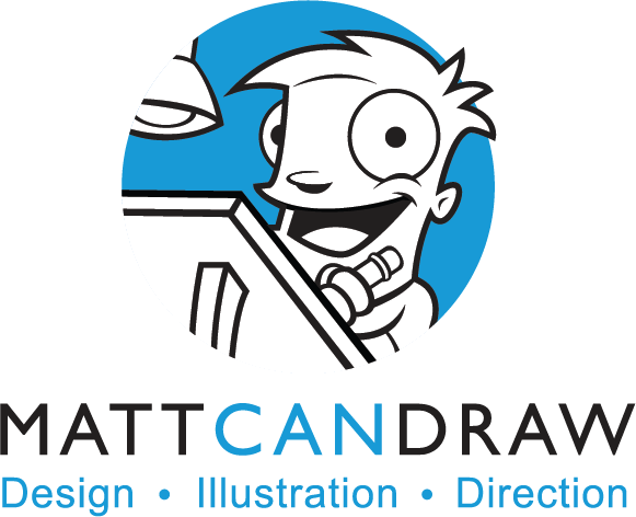 Matt Can Draw Logo