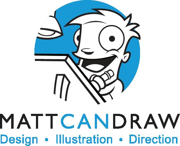Matt Can Draw Logo