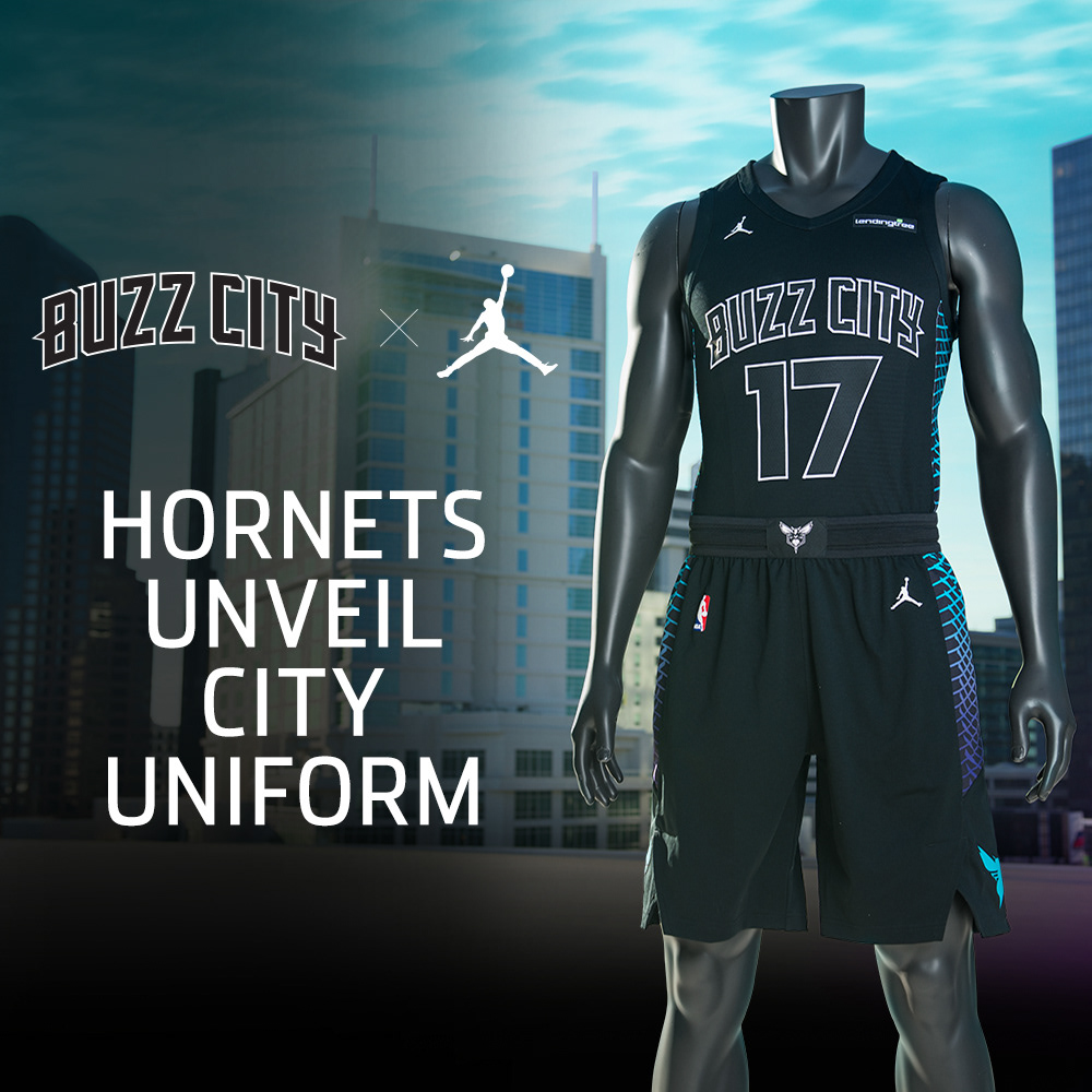 low priced 95892 9a897 Chris Jelley | Web Portfolio - Charlotte Hornets - Buzz City ...