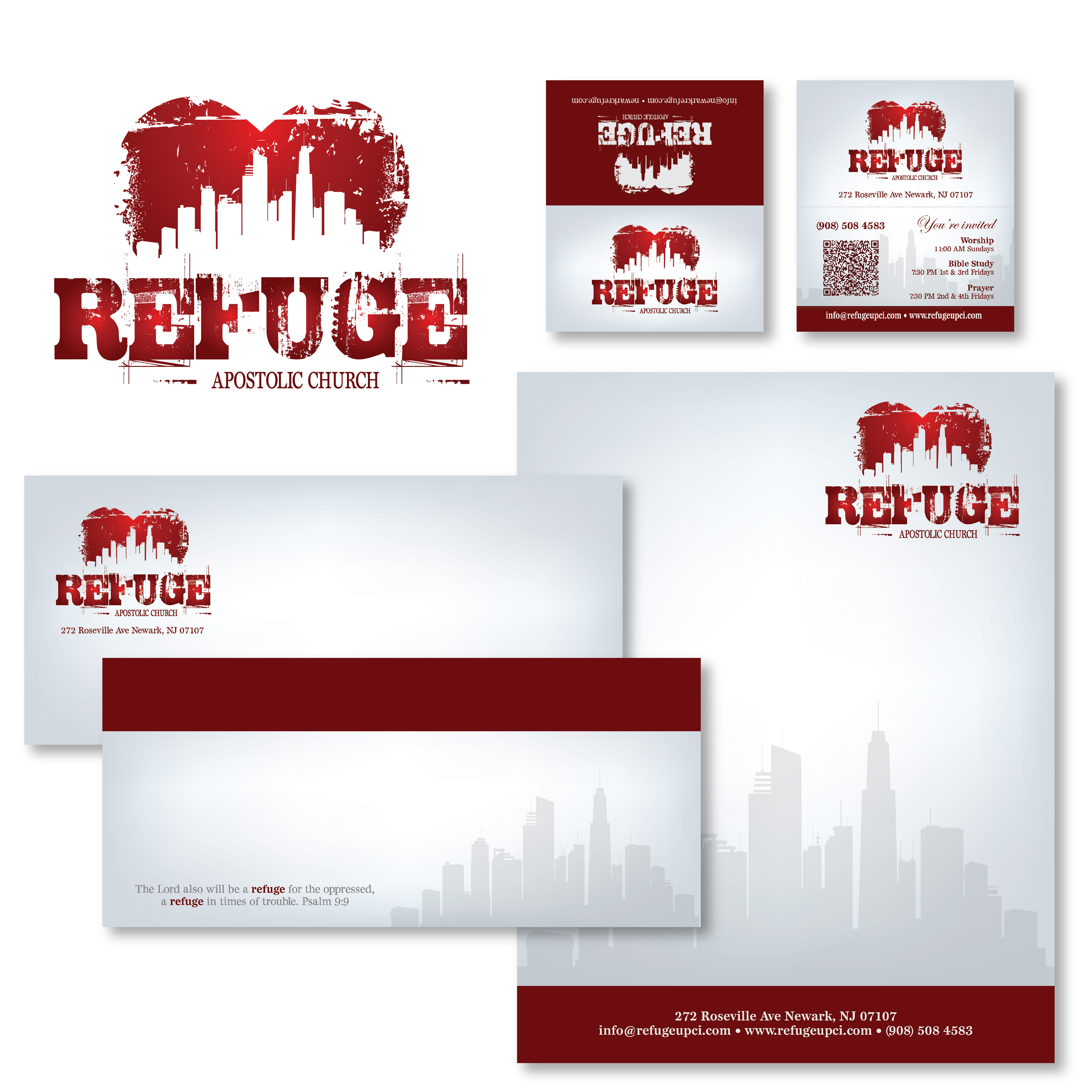 Designs by kim ferguson graphic design brand management web designs by kim ferguson graphic design brand management web design refuge apostolic church newark nj reheart Images
