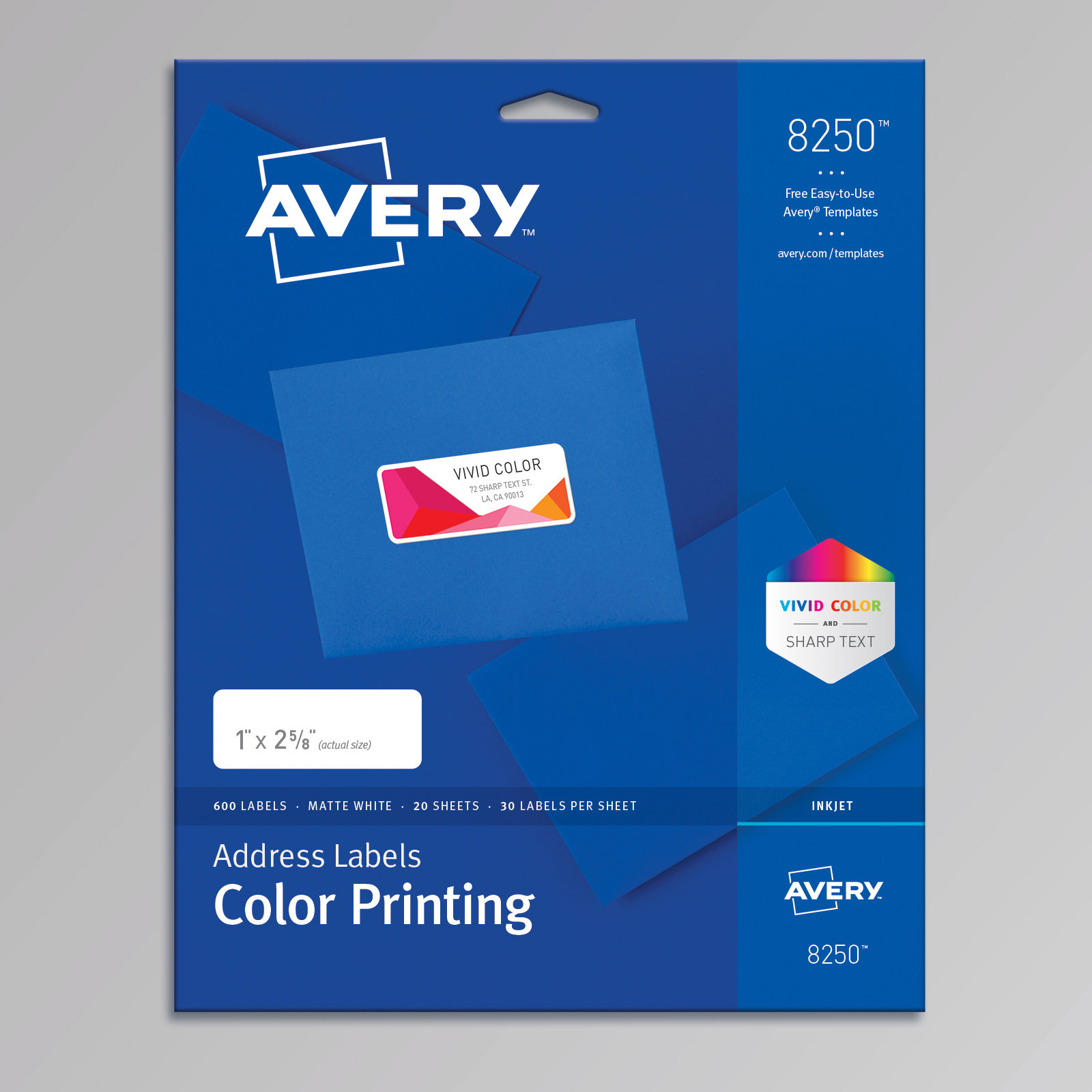 Kevin Sams Avery Labels
