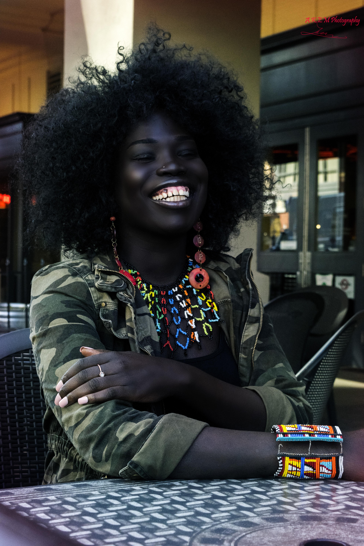 i love african women