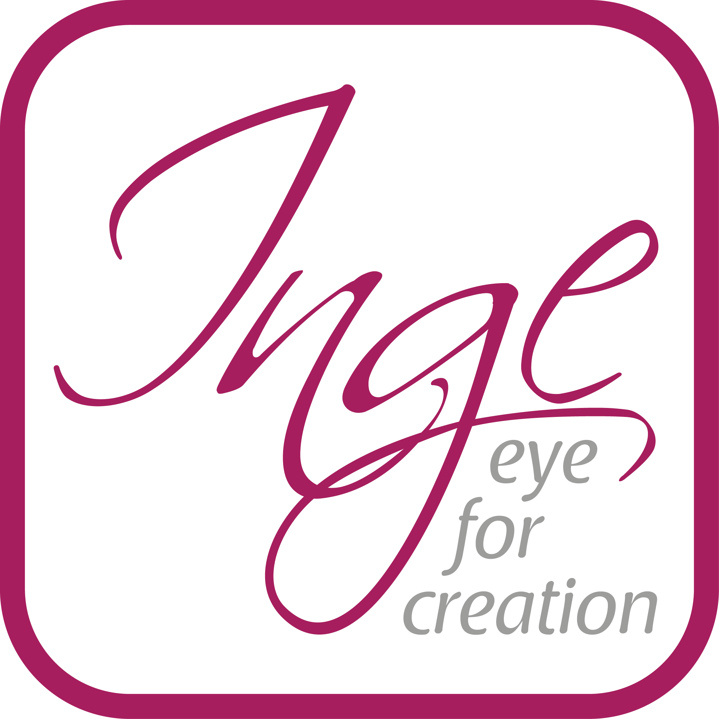 Inge - Eye for creation