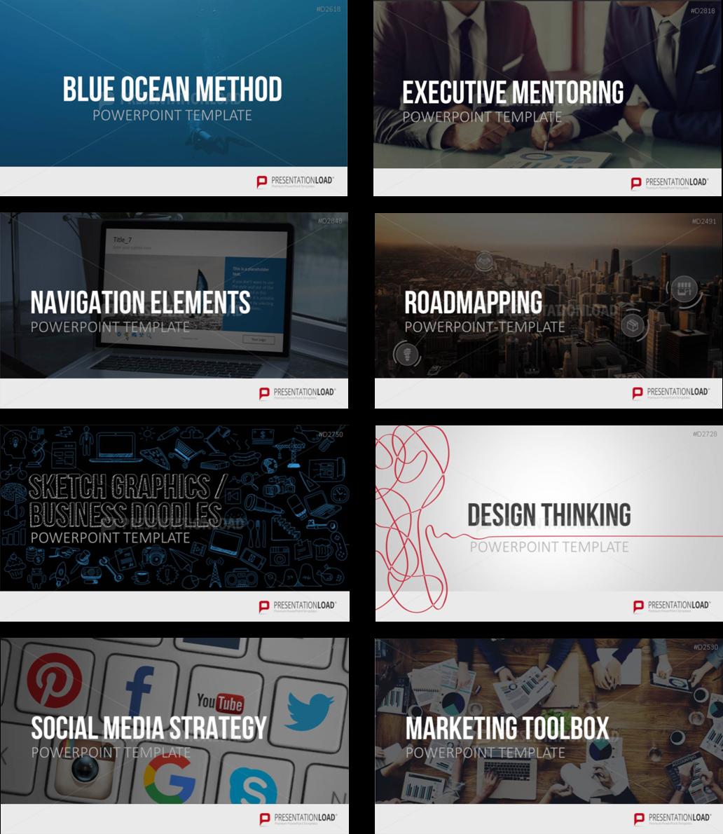 david scarpati - presentationload, Powerpoint templates