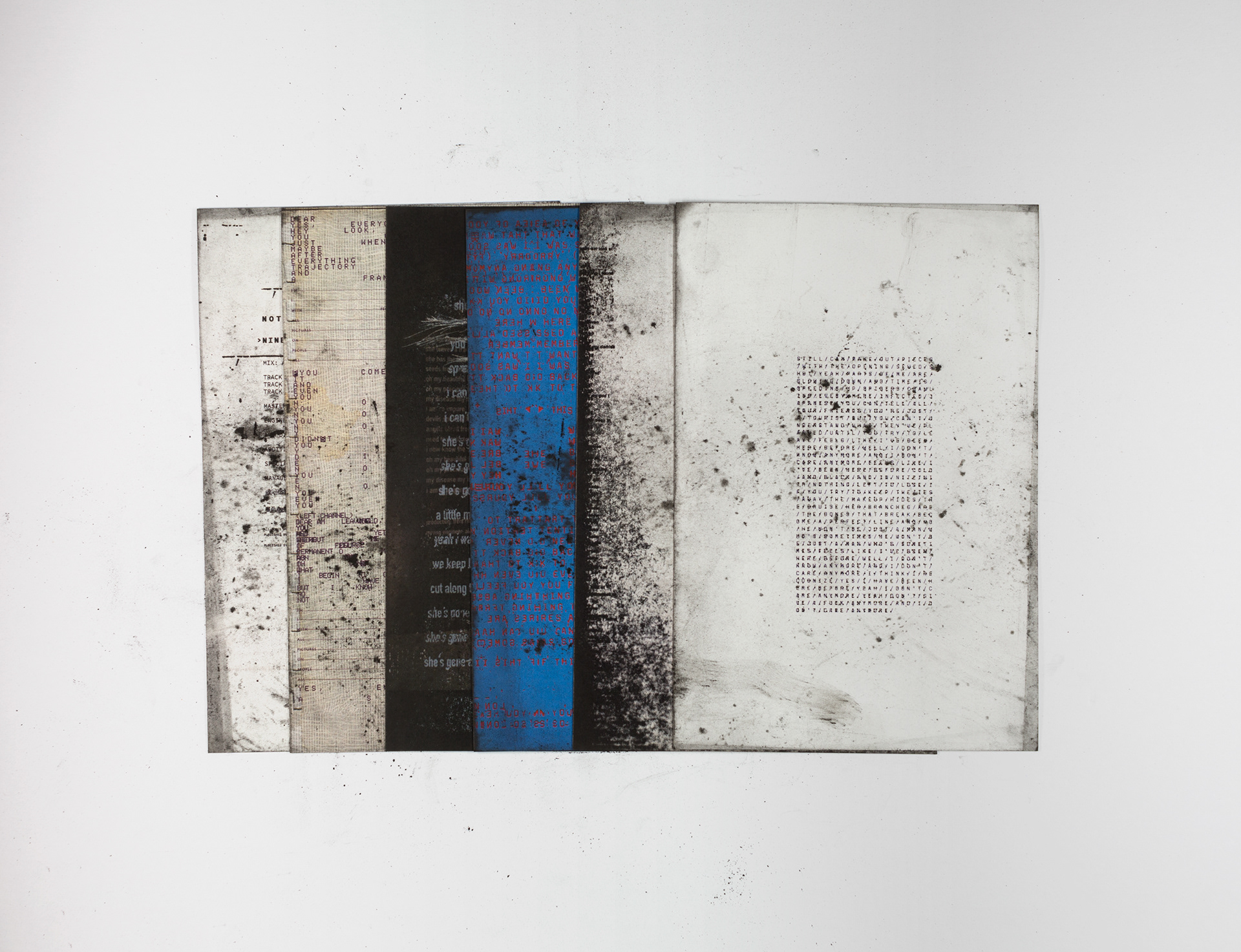 Corey Holms - Nine Inch Nails: NTAE — Physical Component