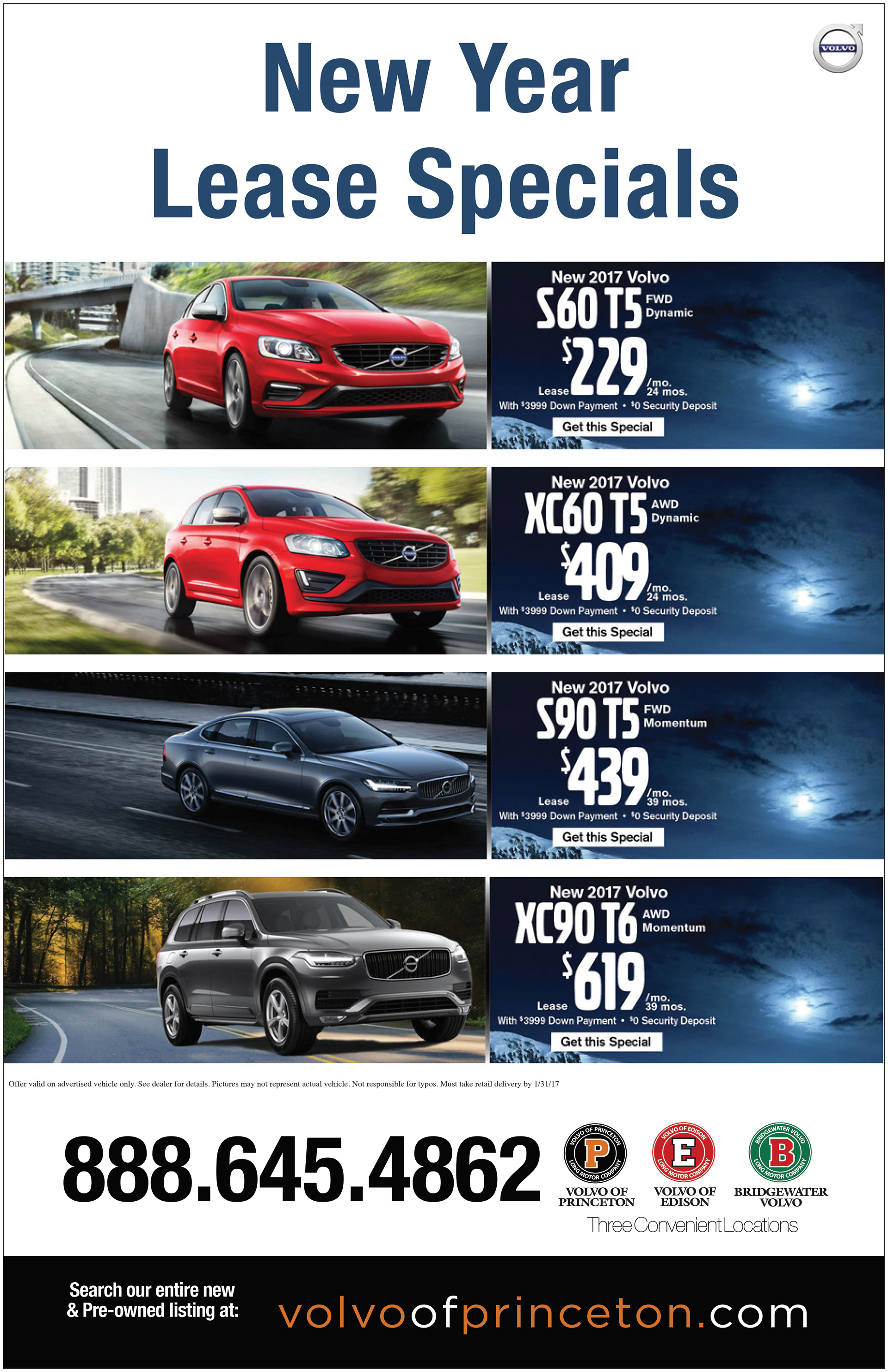 summit sale nj commercial htm lease deals for volvo new