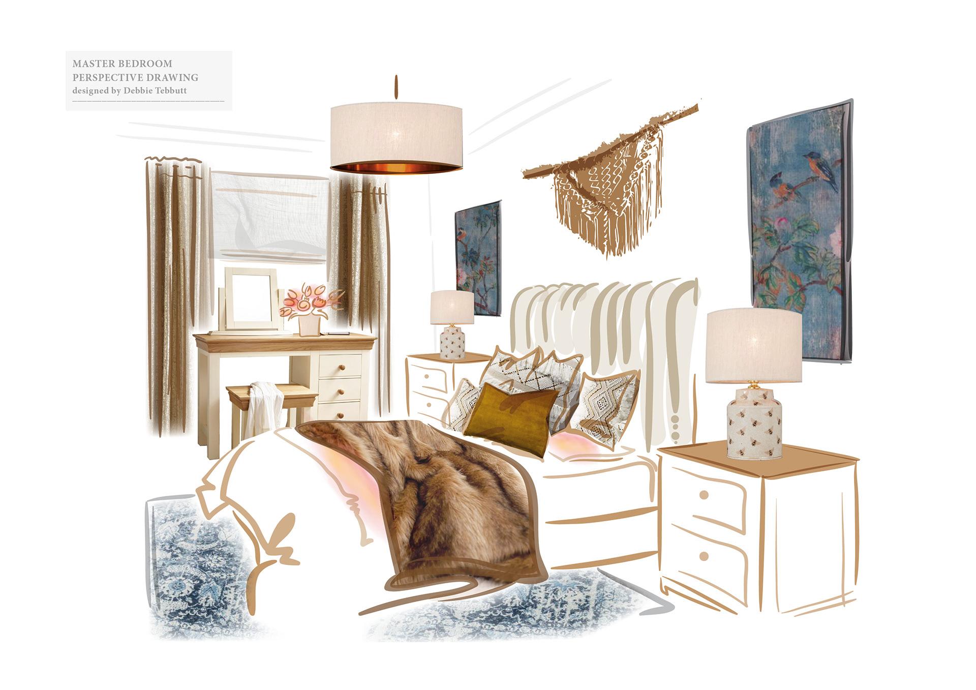 Debbie Tebbutt Creative Design Interior Design Styling