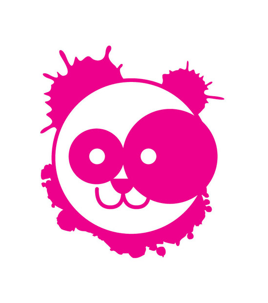 Pink Panda