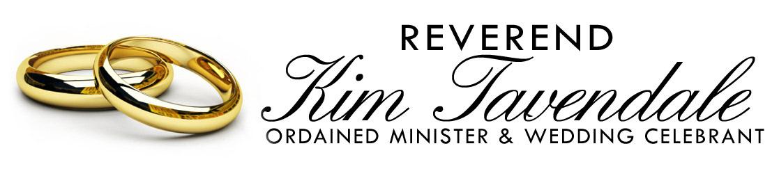 Reverend Kim Tavendale