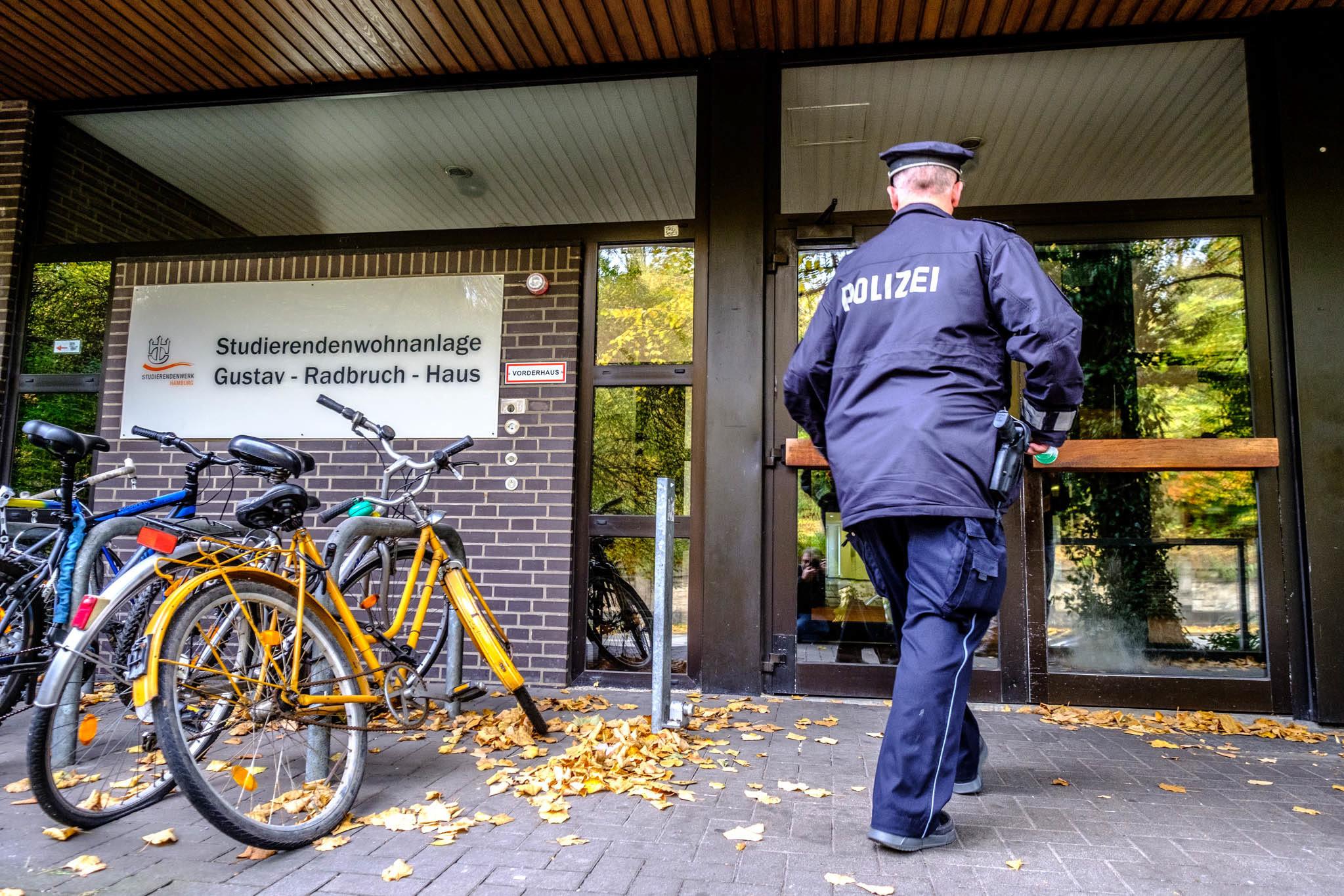Michael Arning - 2018-10-19 Student ersticht Freundin nach Streit