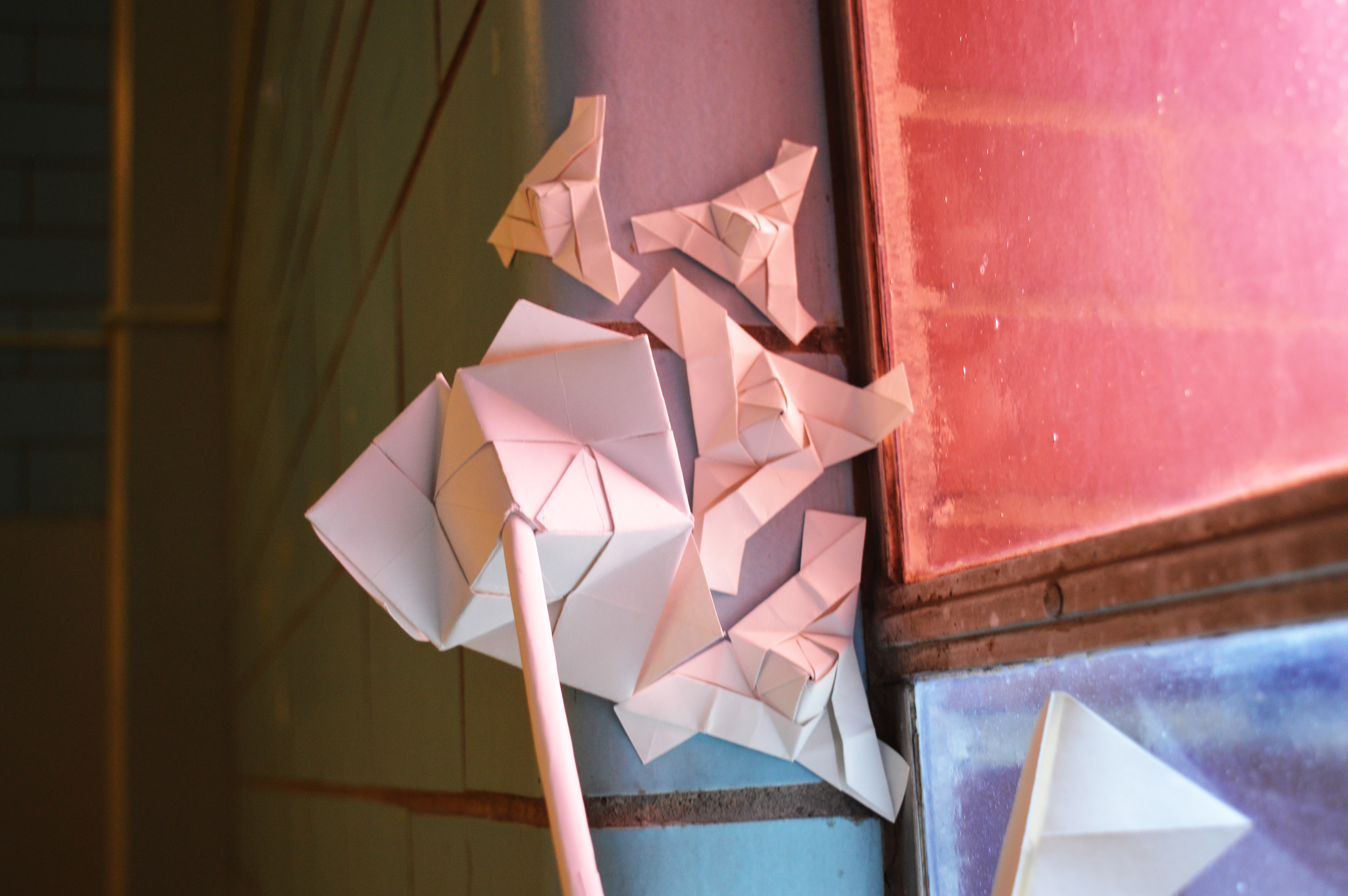 Star Sonobe by Maria Sinayskaya — Instructions | Go Origami | 2553x3840