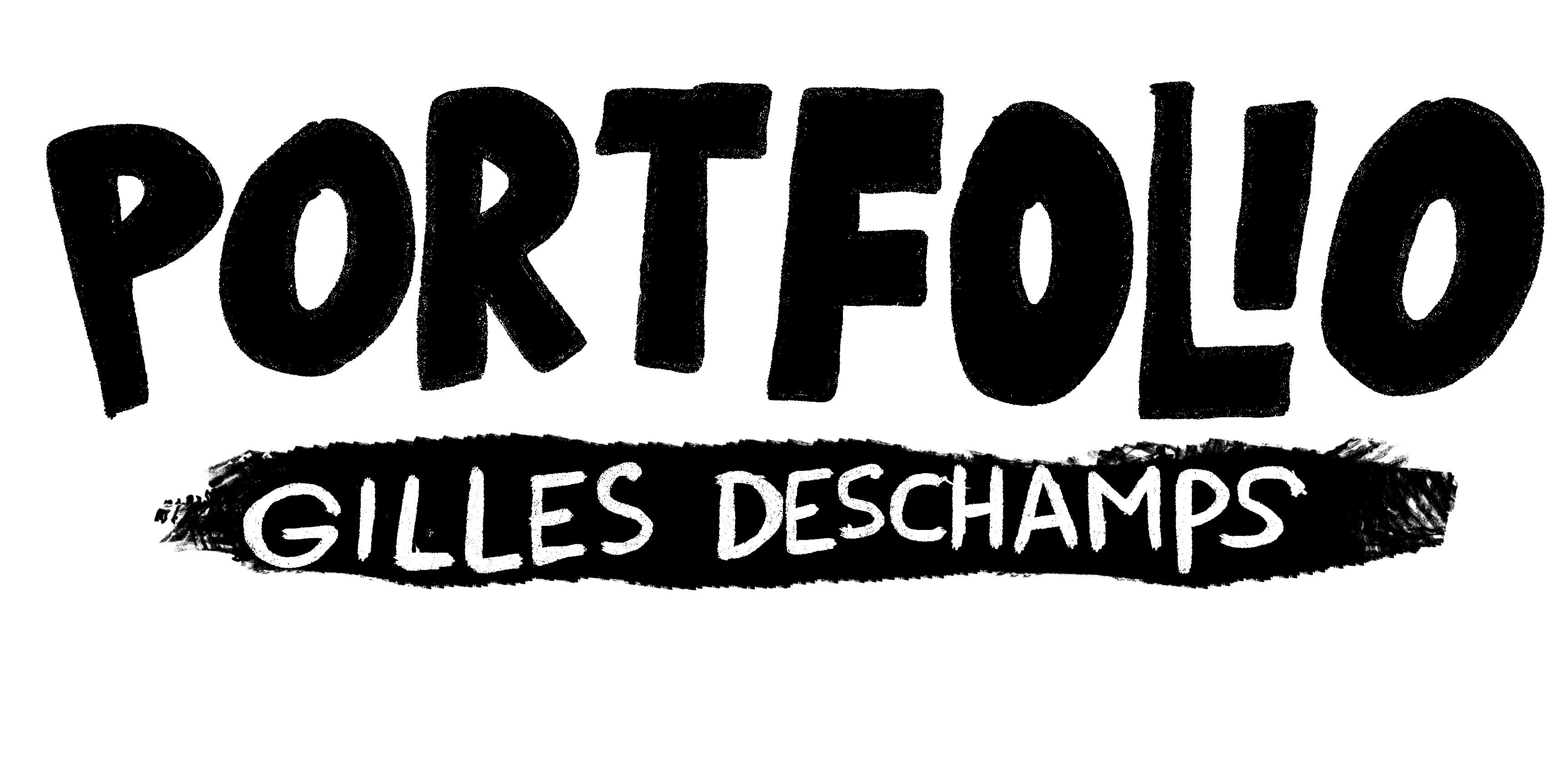Gilles Deschamps