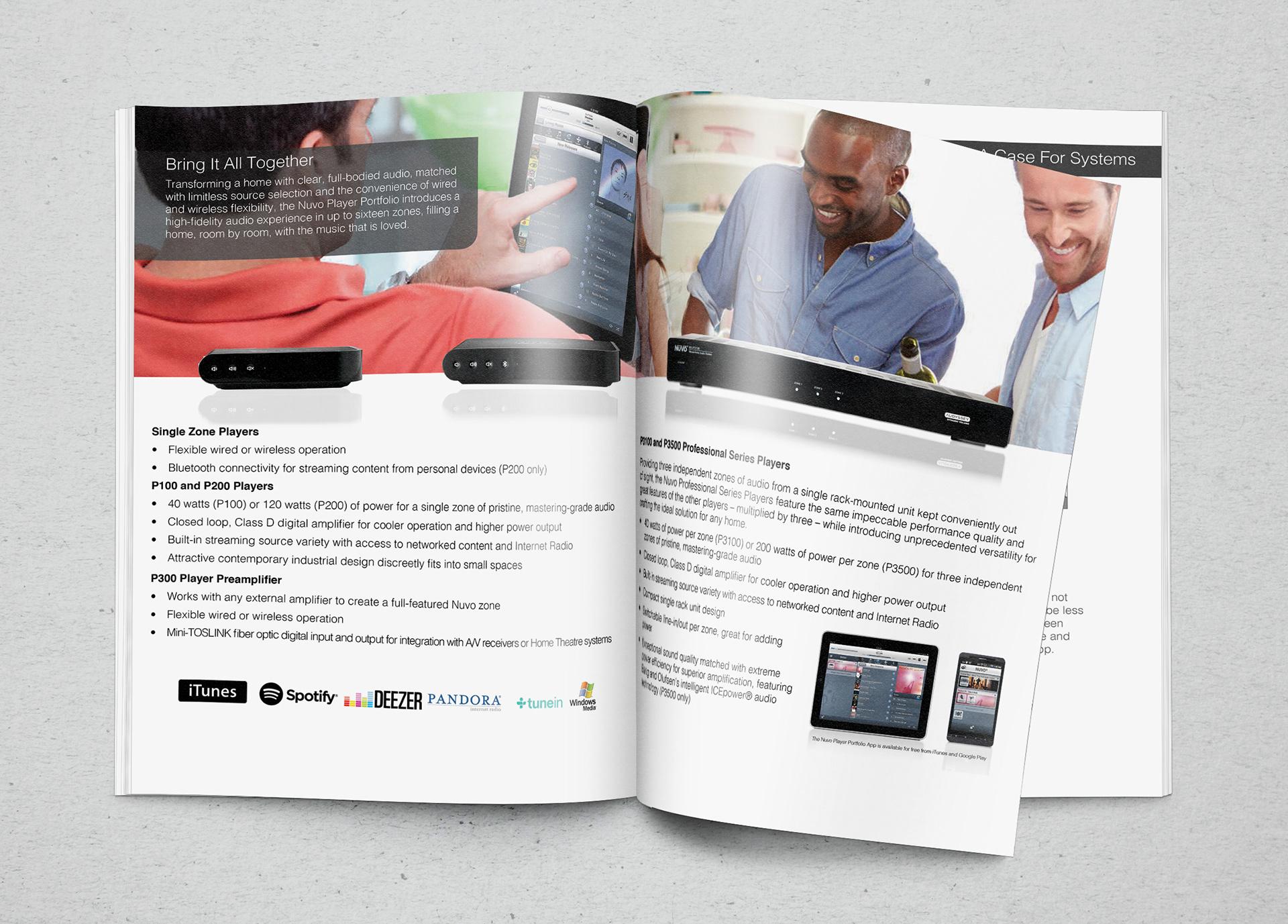 Daniel Brown Design - Premium Audio Brochure