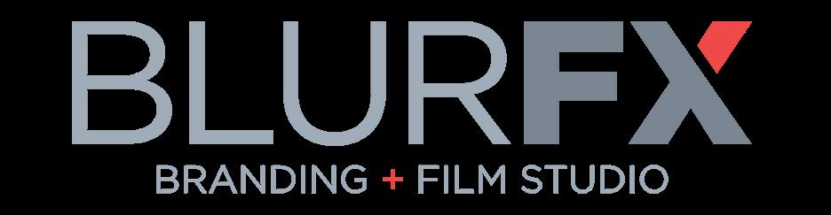 BlurFX Branding + Film Studio