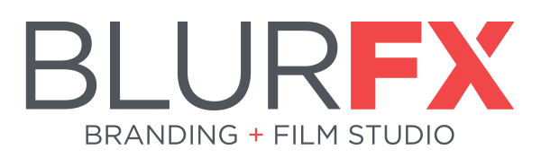 BlurFX Branding + Film Studio