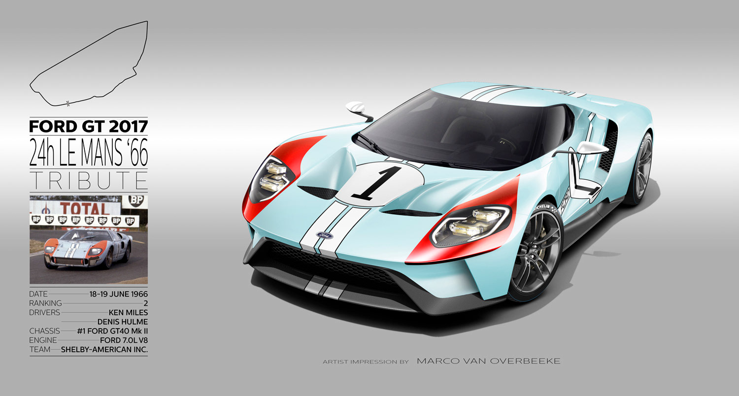 marco van overbeeke freelance automotive designer 2017 ford gt tribute liveries. Black Bedroom Furniture Sets. Home Design Ideas