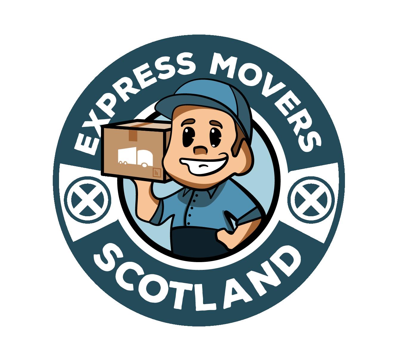 Vizard design freelance graphic designer logo design express logo design for van removal company in scotland called express movers scotland biocorpaavc Gallery