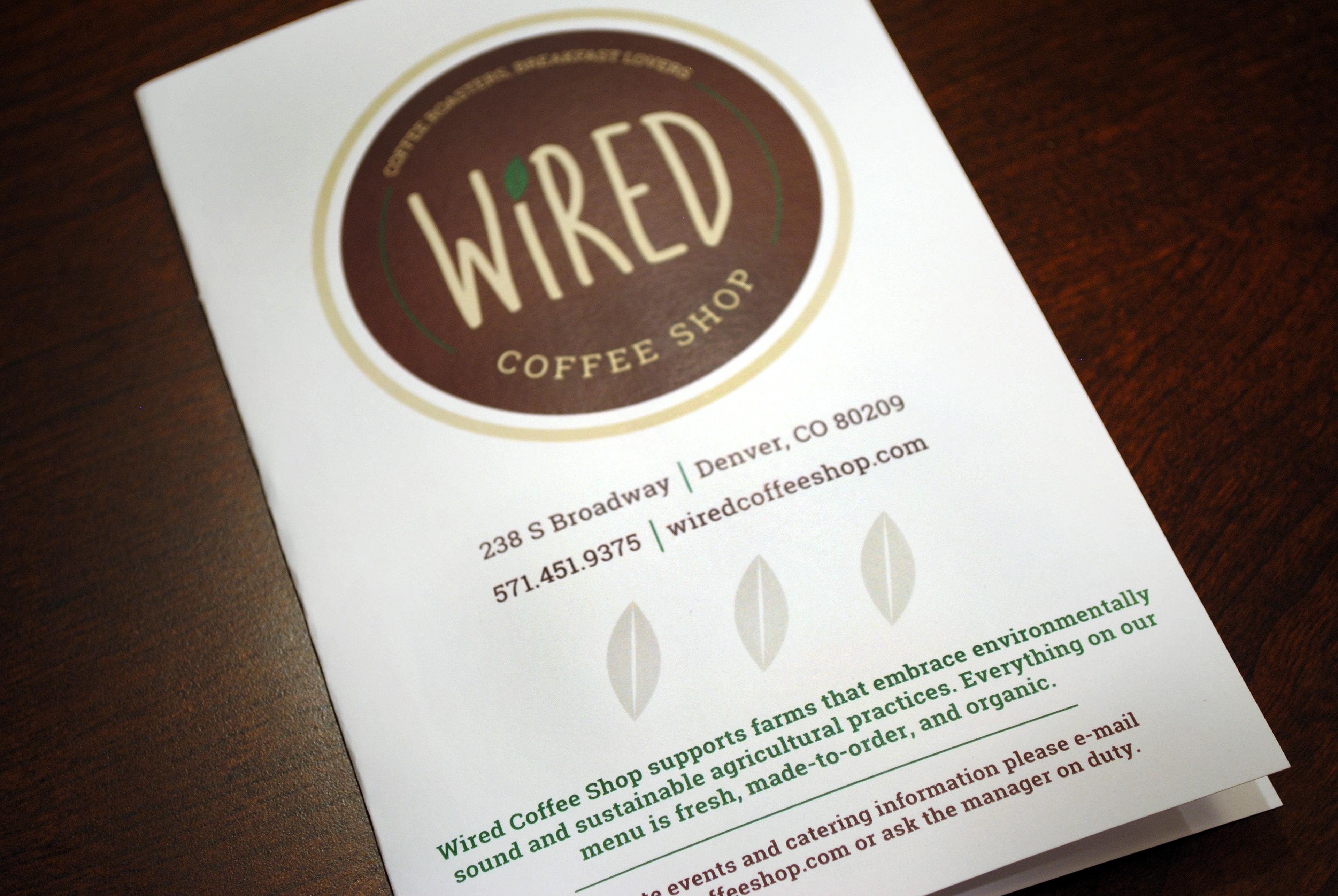 Reem Garada - Wired Coffee Shop