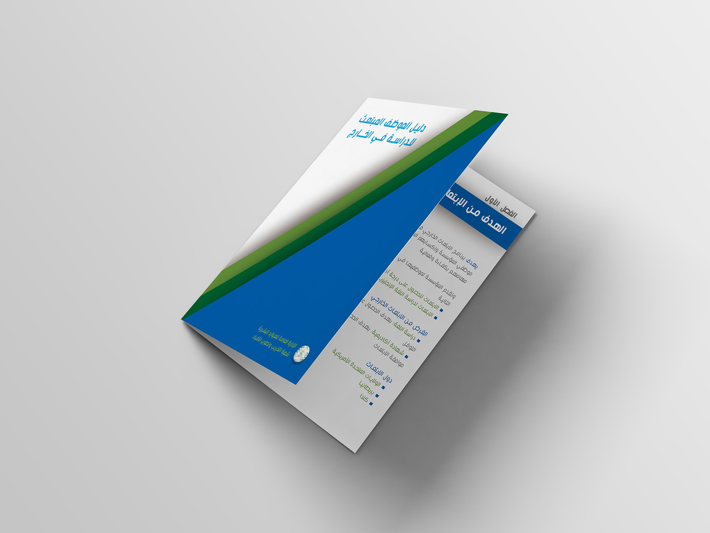 dreamdesigns a n scholarship guide for employees booklet design