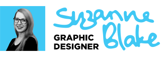 Suzanne Blake Graphic Designer
