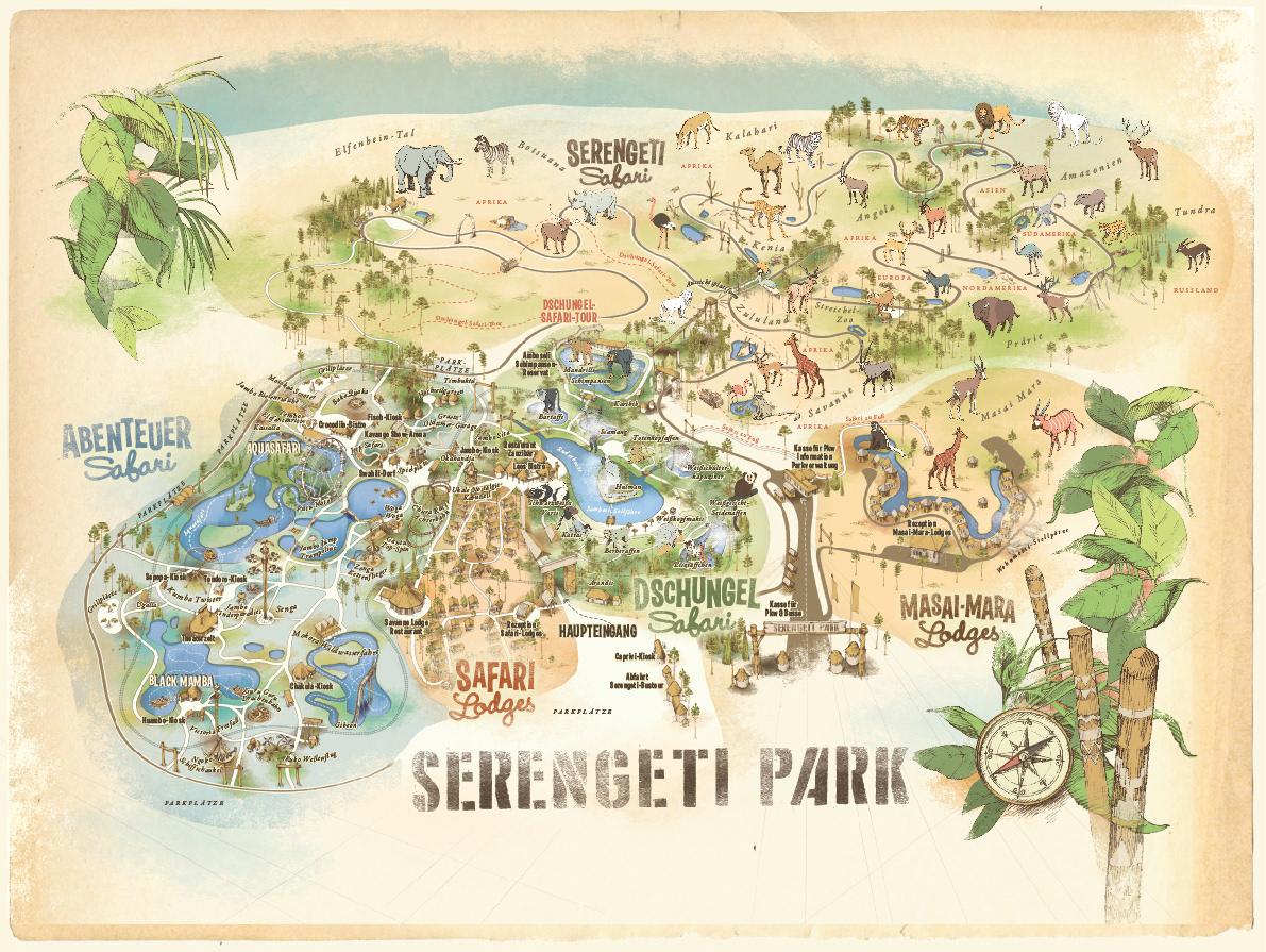 Image Result For Serengeti Park Hodenhagen