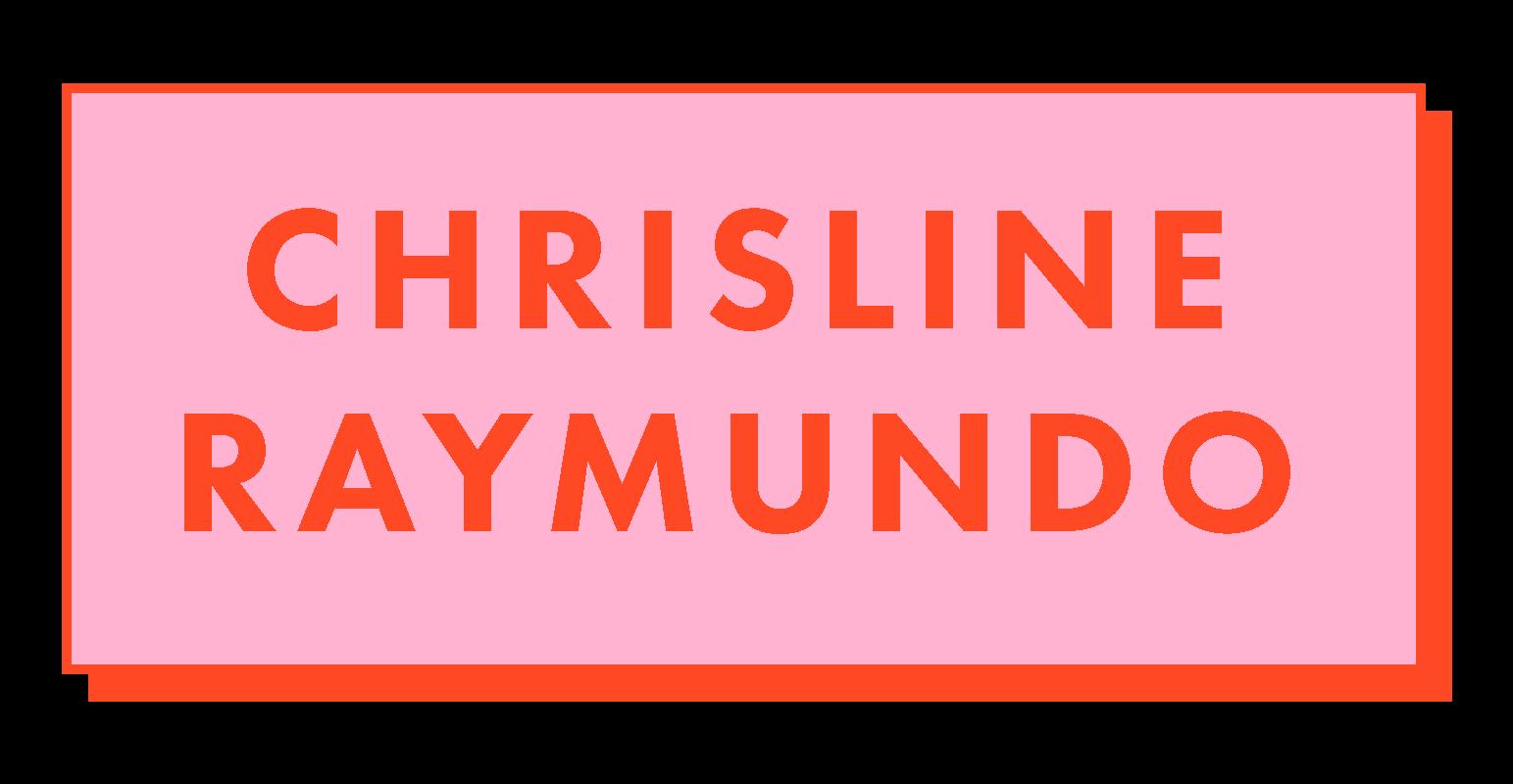 Chrisline Raymundo