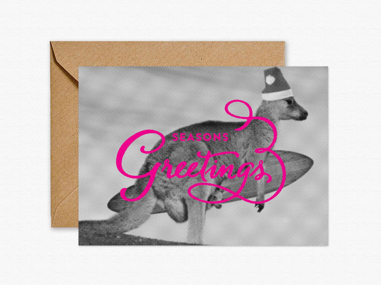 Georgia Mather - Australian Christmas Cards