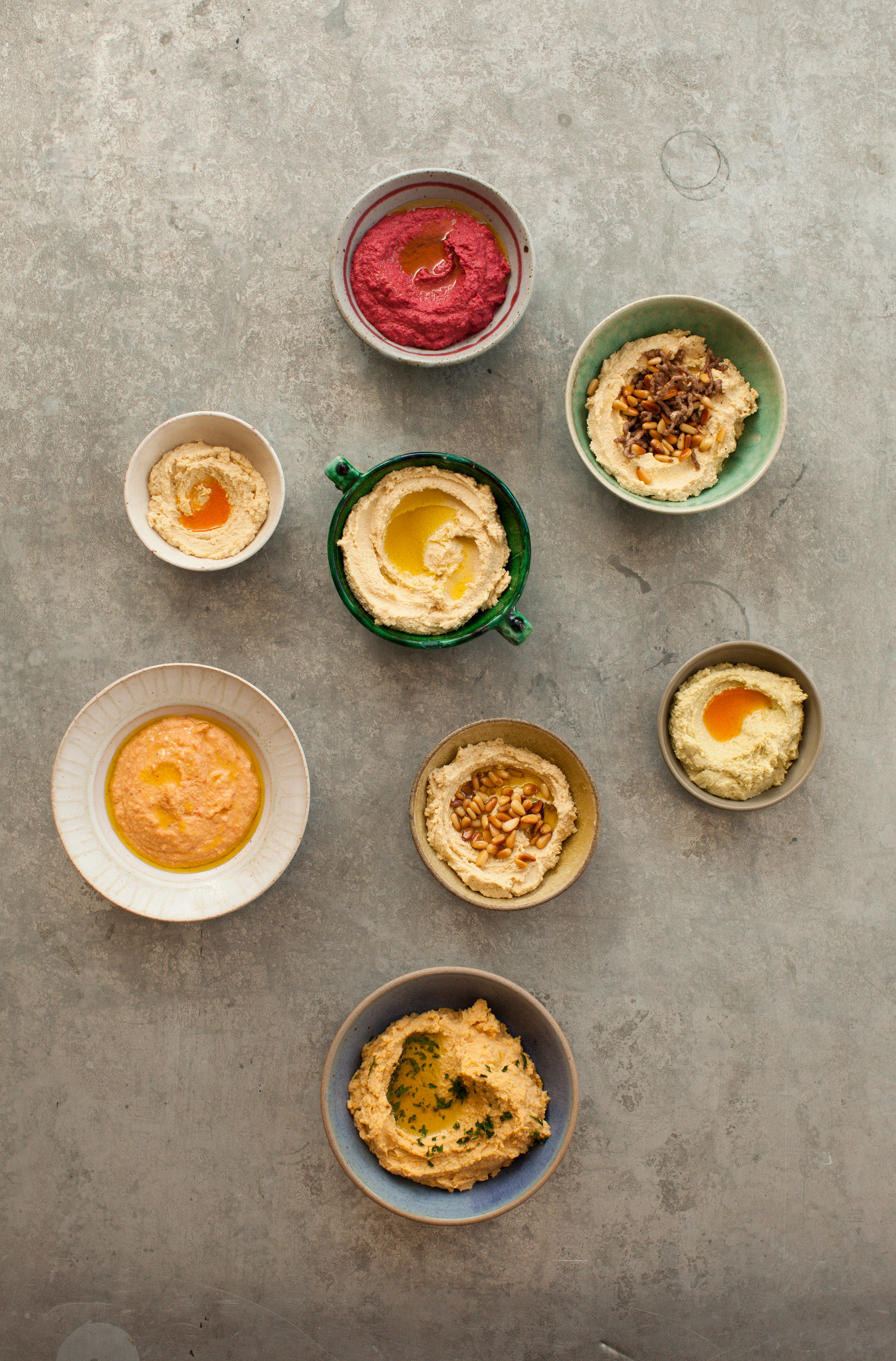 PHOTO Phaidon A Selection Of Hummus From The Lebanese Kitchen By Salma Hage