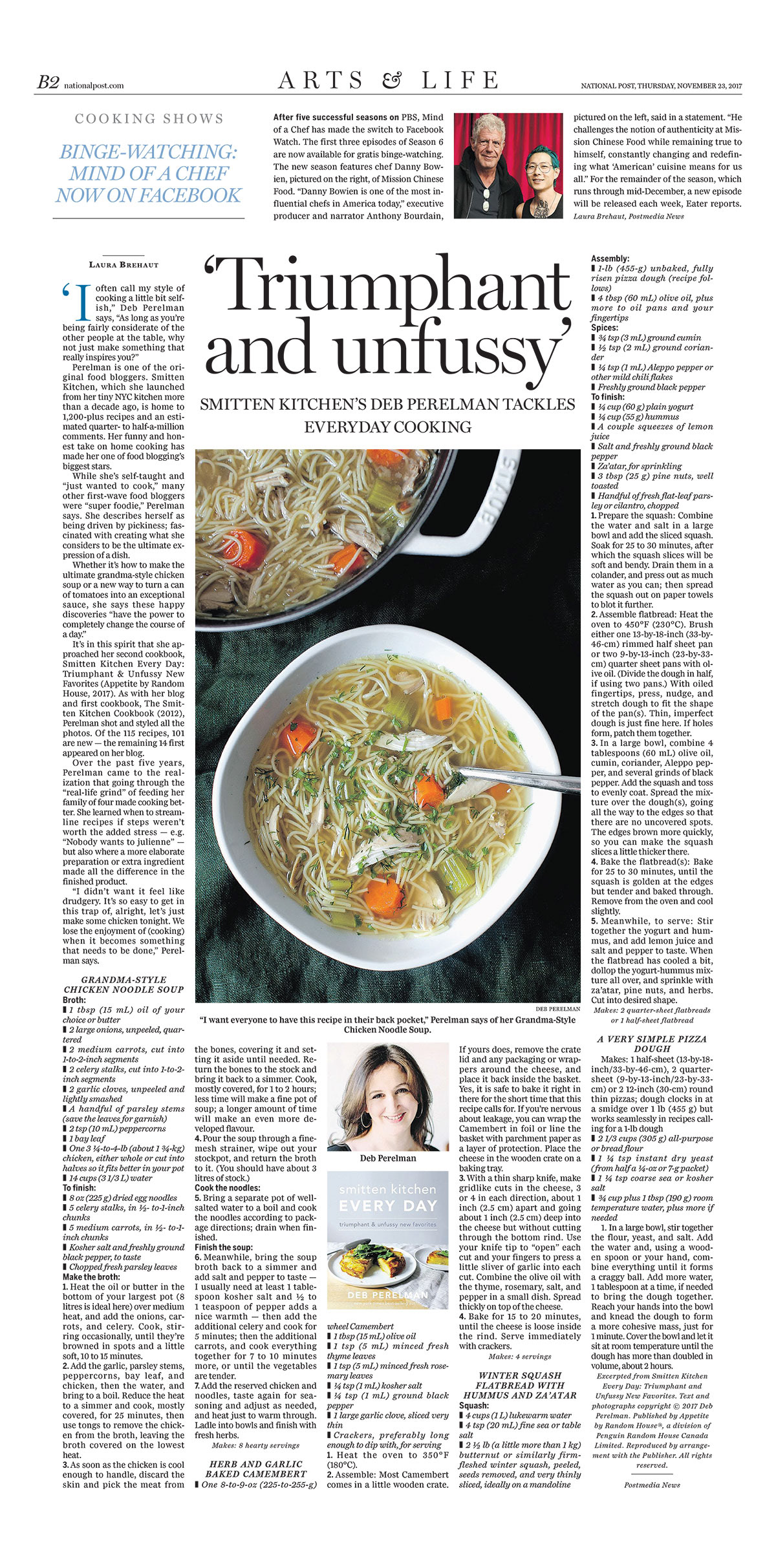 Laura Brehaut - Unfussy food for real cooks