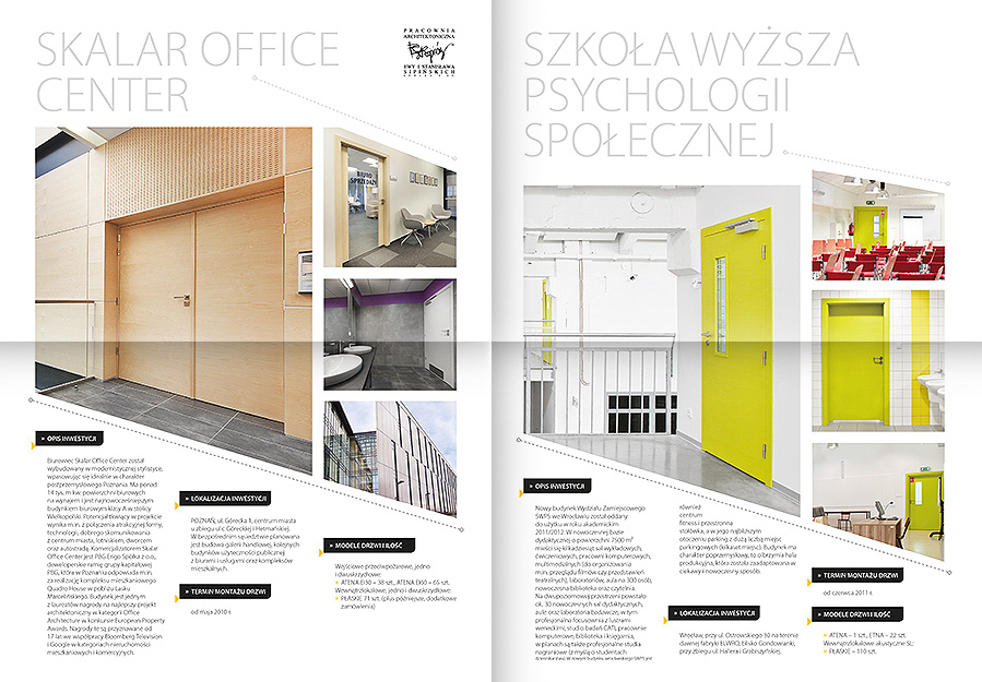 Studio A4 - ArchiDesign / Magazine for Interdoor
