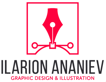 Ilarion Ananiev Graphic Design & Illustration