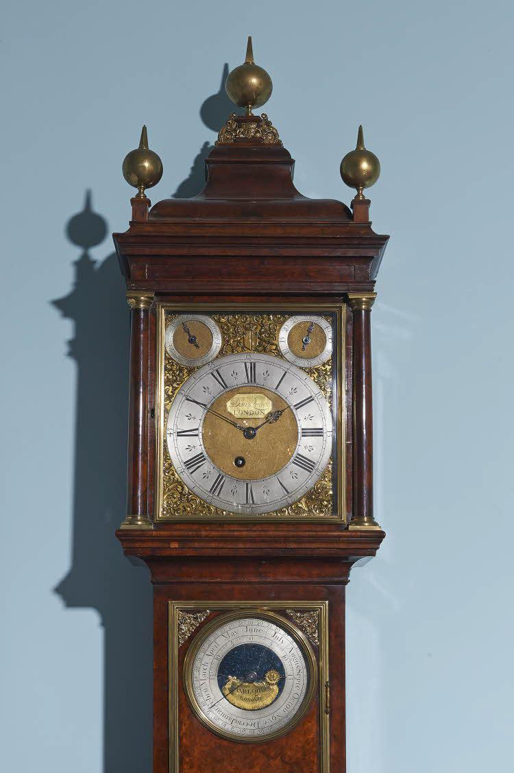 Longcase clock hands dating