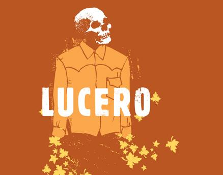 Lucero Band Logo