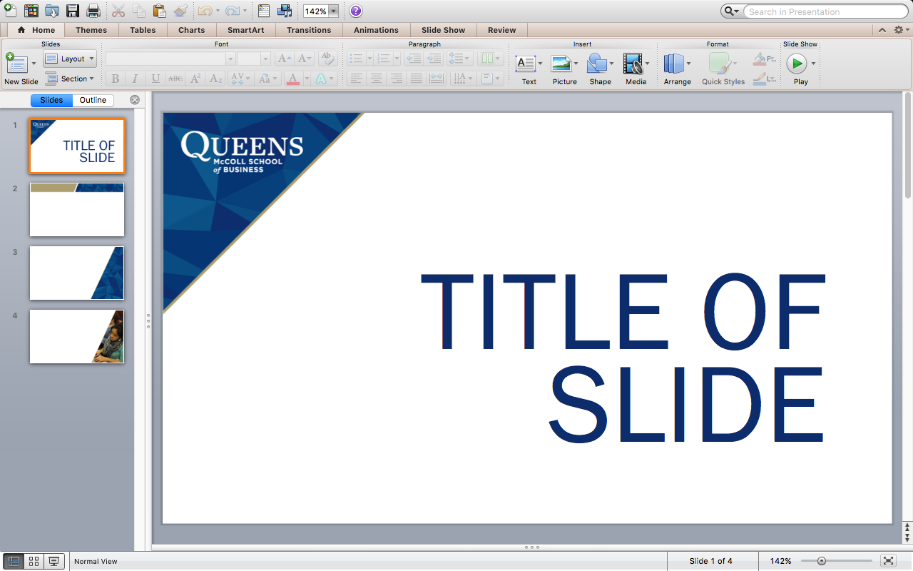 Caitlin Caruso Powerpoint Templates