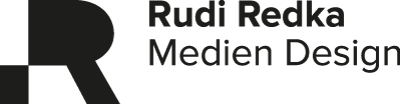 Rudi Redka Medien Design Logo