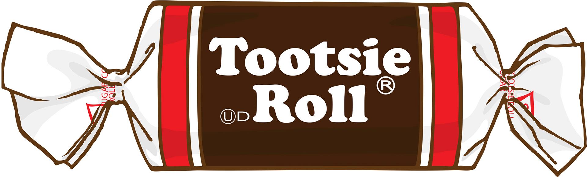 Austen Huth Tootsie Roll Logo Design