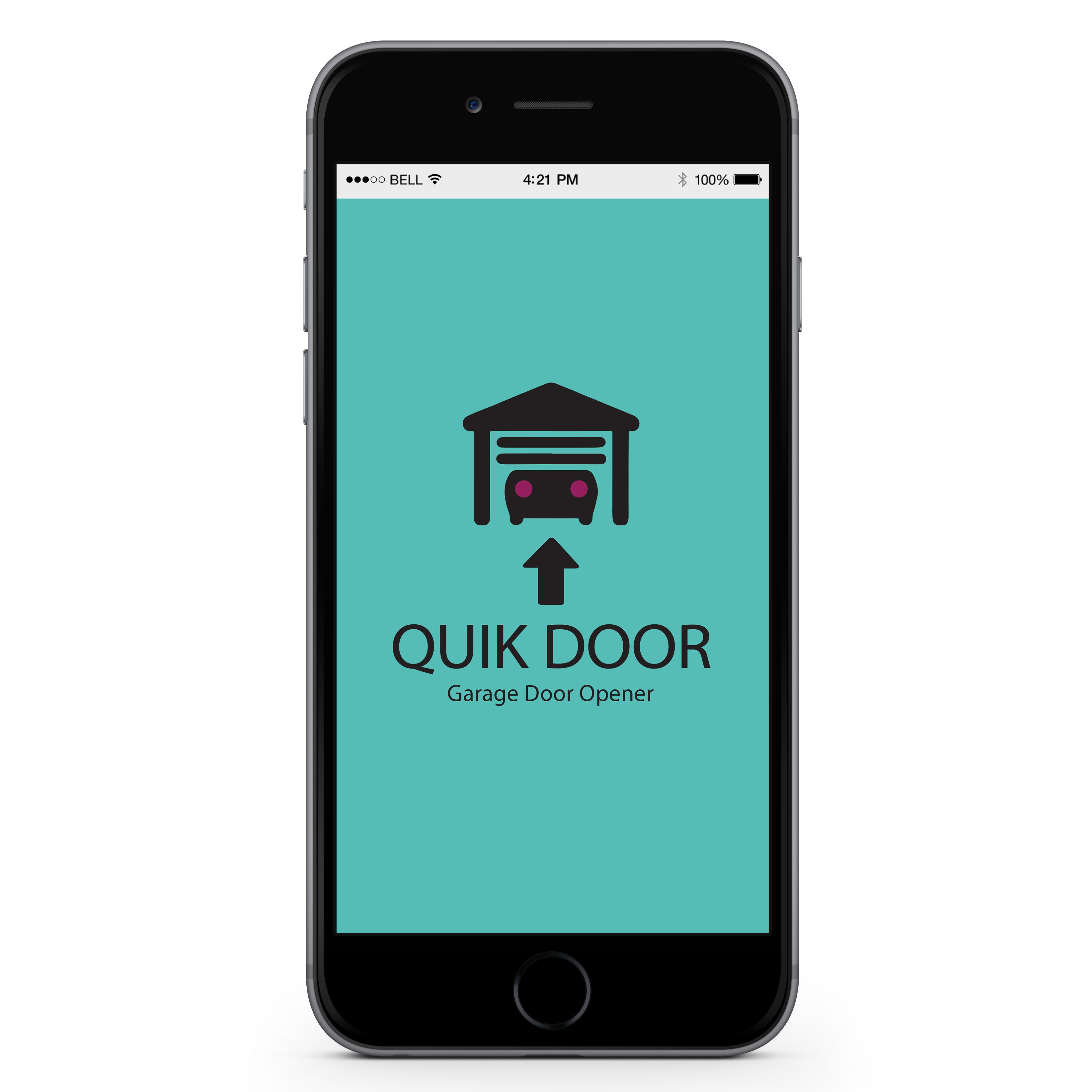 Jara olsen garage door app for Door design app