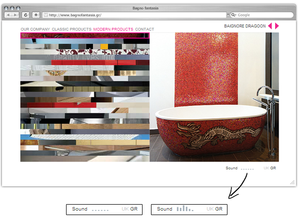 OnlyNet - From Flash to HTML5 / Bagno fantasia & Room design