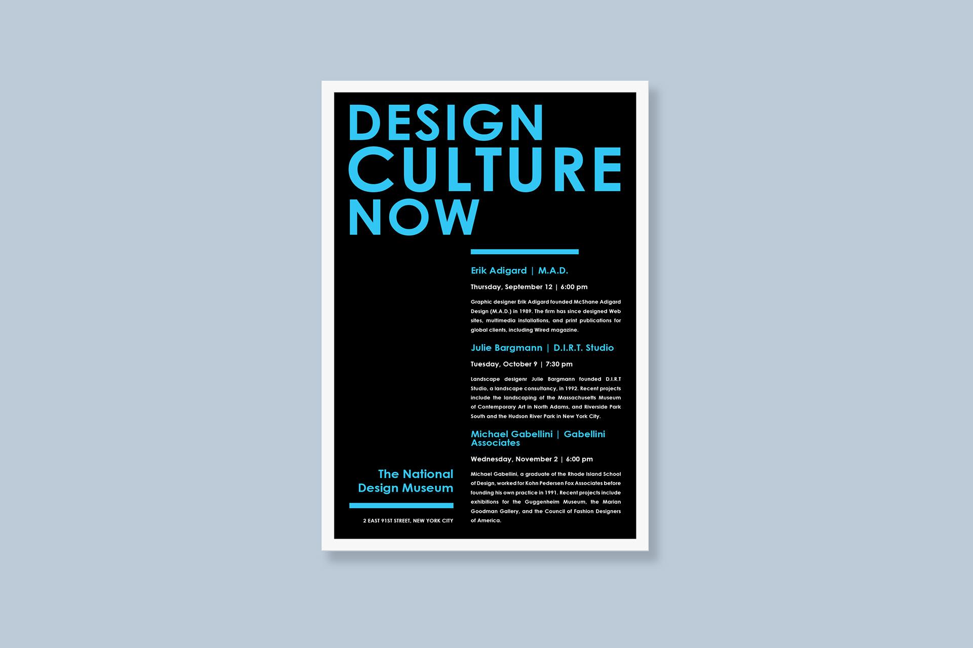 Hayley M. Design - Posters