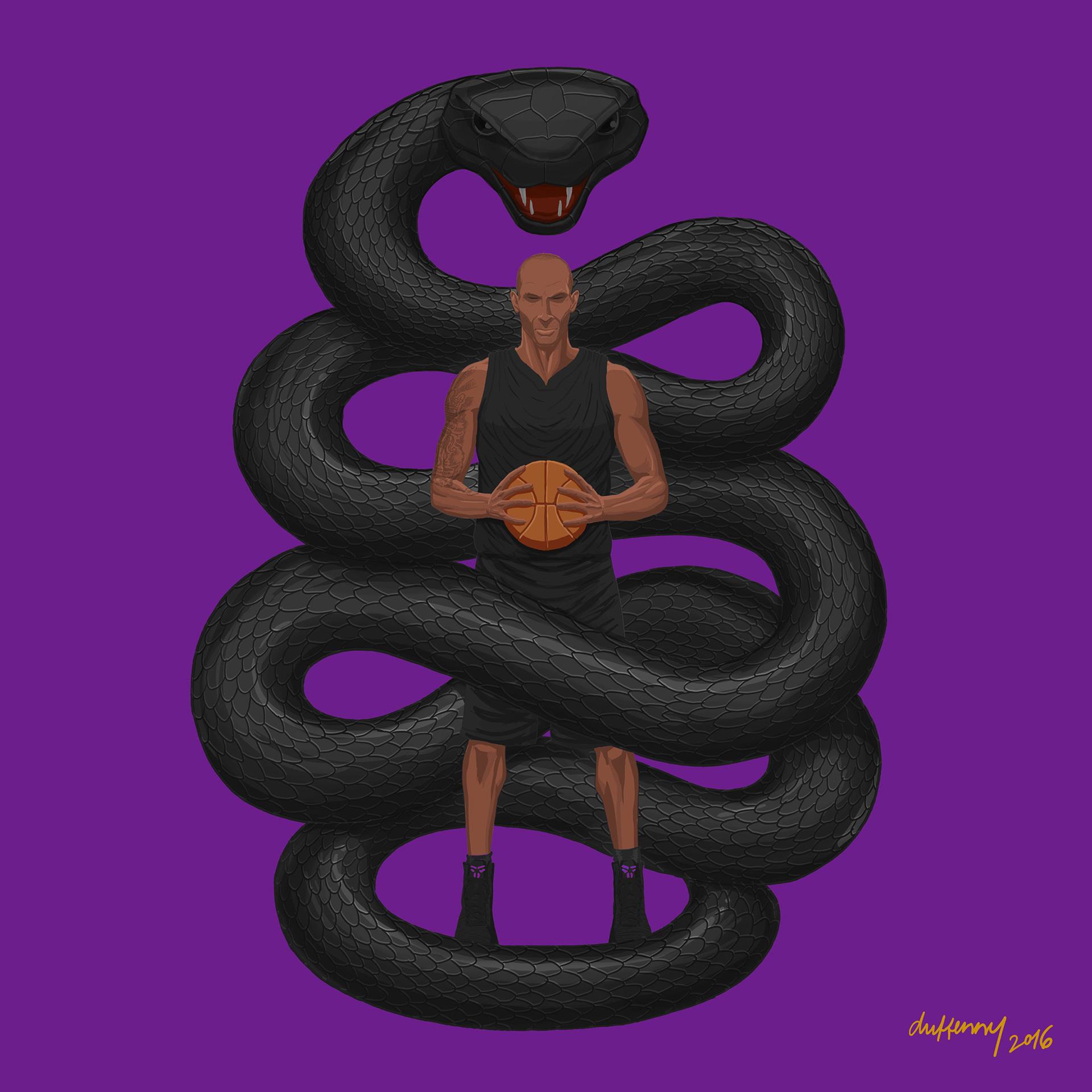 black mamba принца гамбит