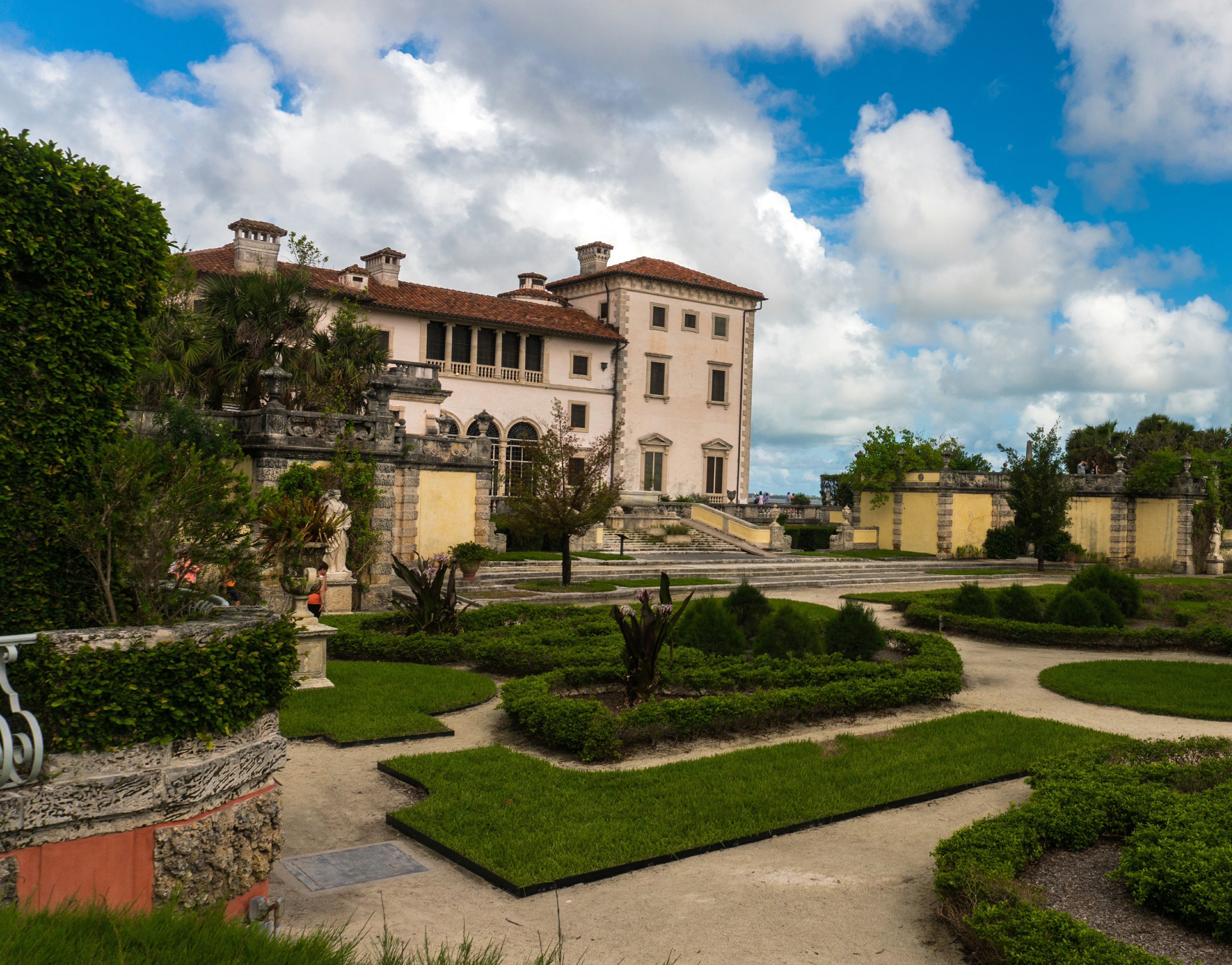 Cesar Sarmiento - Vizcaya Museum and Gardens, Miami, FL