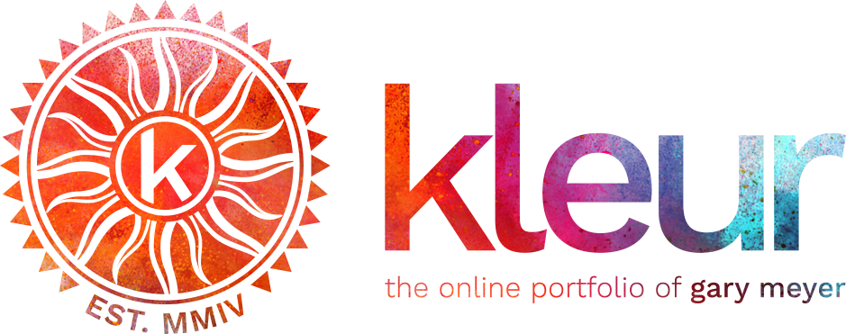 Kleur | The online portfolio of Gary Meyer