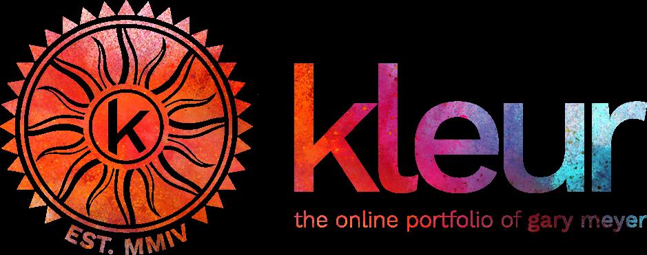 Kleur | The online portfolio of Gary Meyer